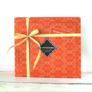 Caja de regalo. Personaliza tu regalo